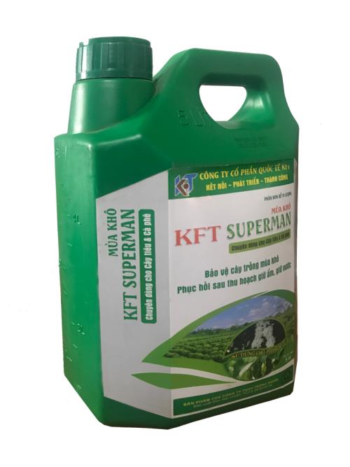 Phục hồi cây sau thu hoạch - SUPERMAN 5L